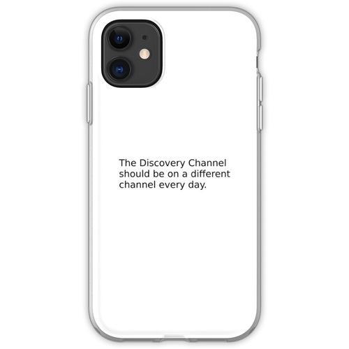 Kabelfernsehen Flexible Hülle für iPhone 11