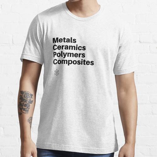 Werkstofftechnik Essential T-Shirt