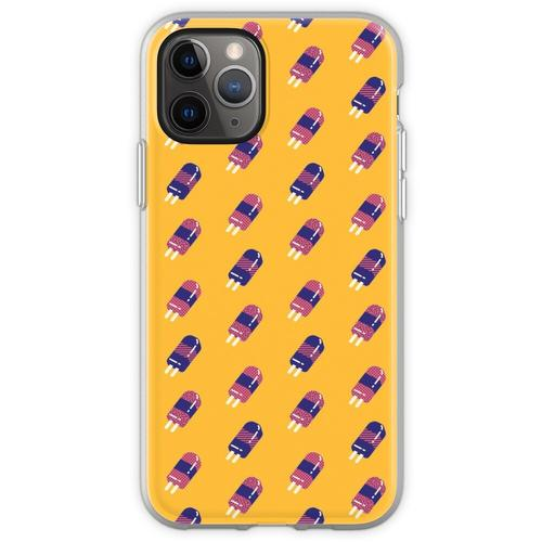 Himbeer Limonade Pop! Sicle Flexible Hülle für iPhone 11 Pro