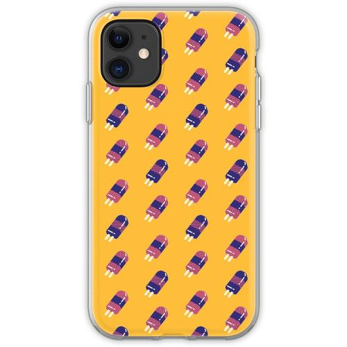 Himbeer Limonade Pop! Sicle Flexible Hülle für iPhone 11