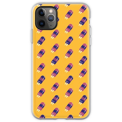 Himbeer Limonade Pop! Sicle Flexible Hülle für iPhone 11 Pro Max