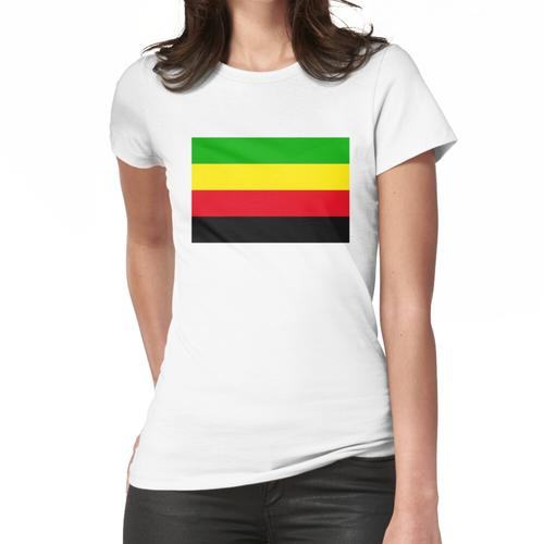 Bamileke Flagge Frauen T-Shirt
