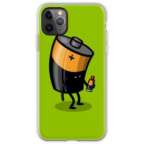 Abgelaufene Batterie Flexible Hülle für iPhone 11 Pro Max