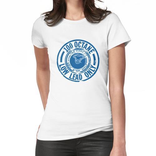 NUR 100LL! Frauen T-Shirt