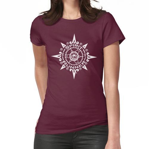 Fahrrad Aztekisches Getriebe Frauen T-Shirt