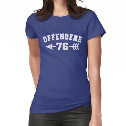 Offenen 76 Frauen T-Shirt