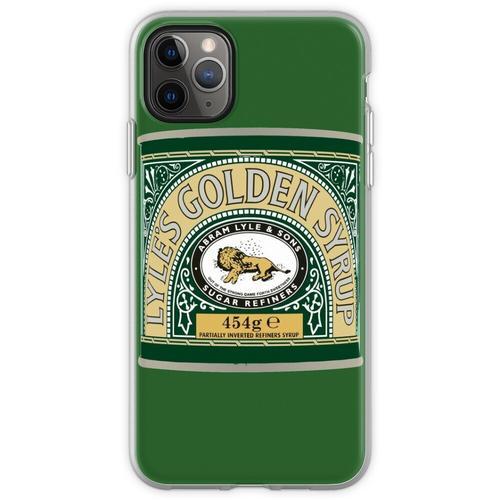 Ikone Lyles goldener Sirup-Zinnentwurf Flexible Hülle für iPhone 11 Pro Max