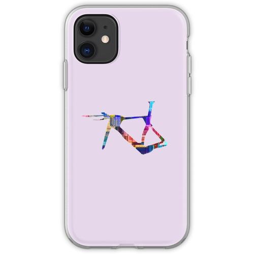 Fahrradrahmen Flexible Hülle für iPhone 11
