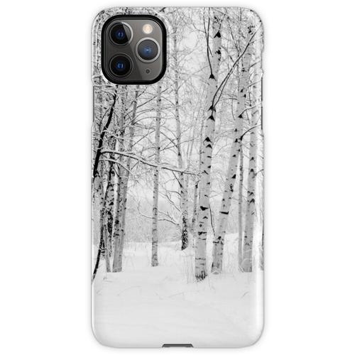 Birkenholz iPhone 11 Pro Max Handyhülle
