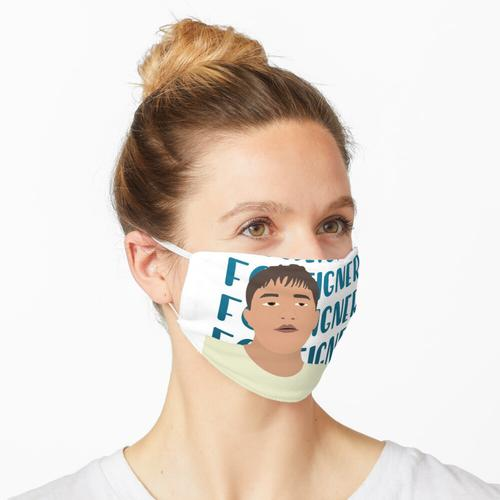 Evan Papier Ausländer Maske