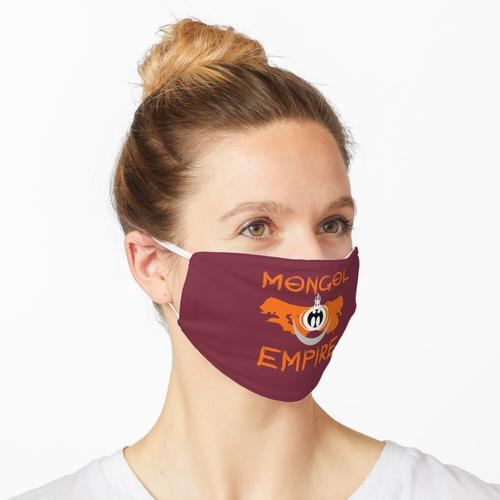 Mongolisches Reich Maske