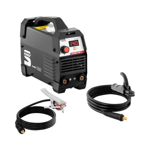 Stamos Power ² Elektroden Schweißgerät - 140 A - Hot Start - Griff S-ARC 140