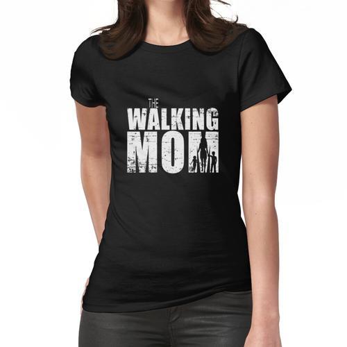 Die Walking Mom Cool TV Dusche Fans Design Frauen T-Shirt