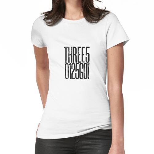 Three50125GO! Frauen T-Shirt
