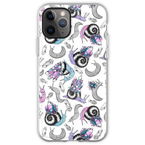 Kristallschnecken Flexible Hülle für iPhone 11 Pro