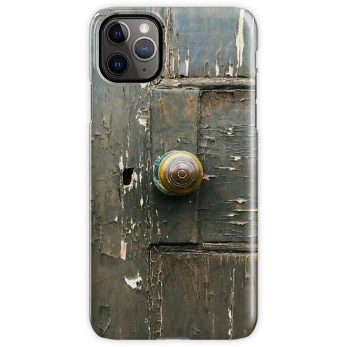 Verschlossene Tür iPhone 11 Pro Max Handyhülle
