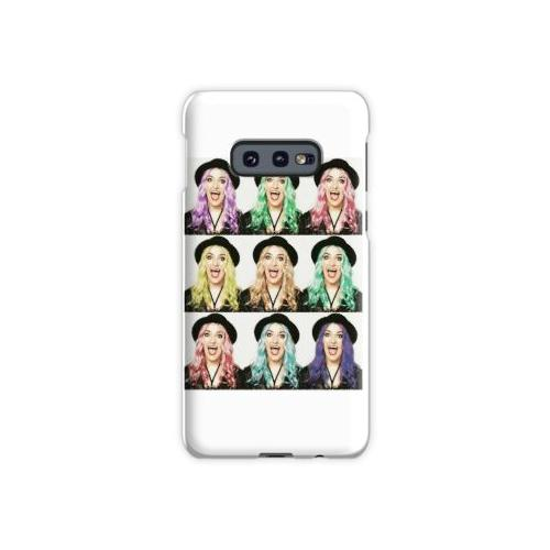 Rydel Lynch Haarfarbe / Pop Art Samsung Galaxy S10e Case