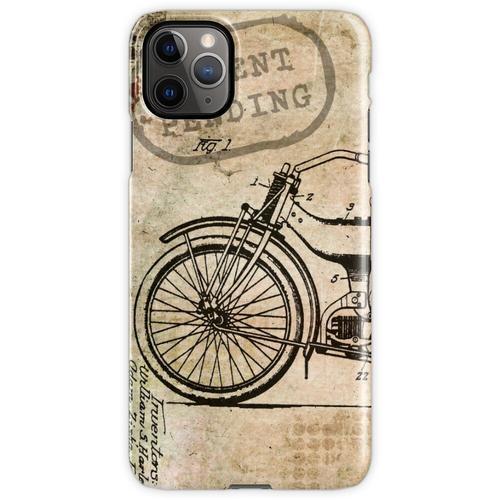 Motorrad Fahrrad Harley iPhone 11 Pro Max Handyhülle