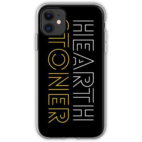 Hearthstone Player oder Hearthstoner Minimal Design Flexible Hülle für iPhone 11