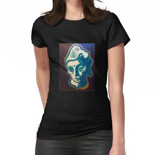 die Feminisierung Buddhas Frauen T-Shirt