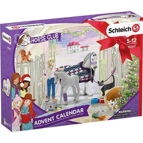 Schleich® Adventskalender Horse Club™ 2020, bunt