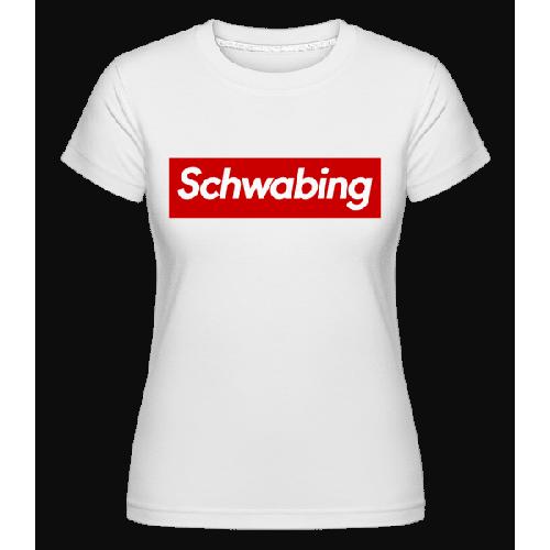 Schwabing - Shirtinator Frauen T-Shirt