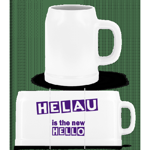 Helau Is The New Hello - Bierkrug
