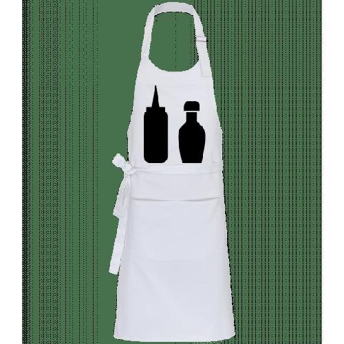 BBQ Sauce - Profi Kochschürze