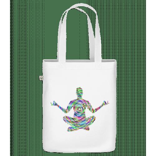 Yoga Meditation - Bio Tasche