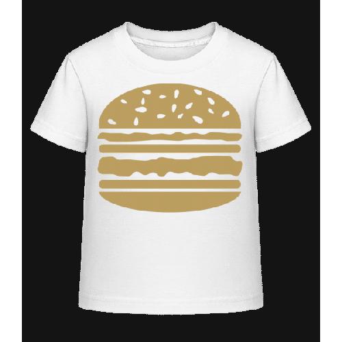 Belegter Burger - Kinder Shirtinator T-Shirt