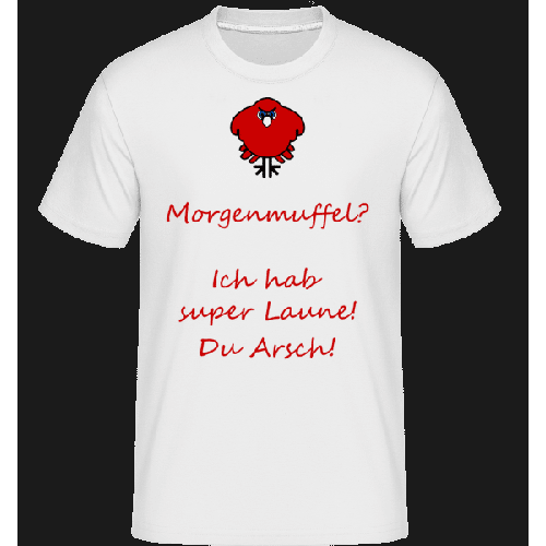 Morgenmuffel - Shirtinator Männer T-Shirt