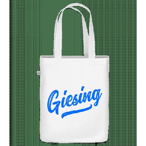 Giesing Swoosh - Bio Tasche