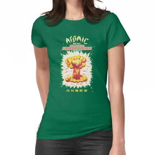 Atomic Flashlight Cracker Frauen T-Shirt
