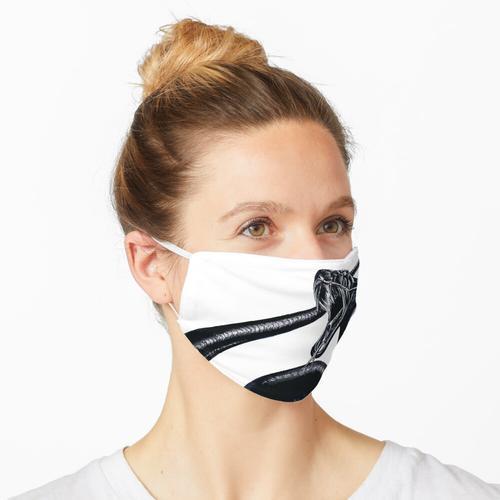 Rutschen Maske