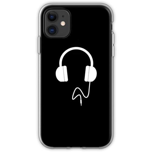 Kopfhörer Overear Flexible Hülle für iPhone 11