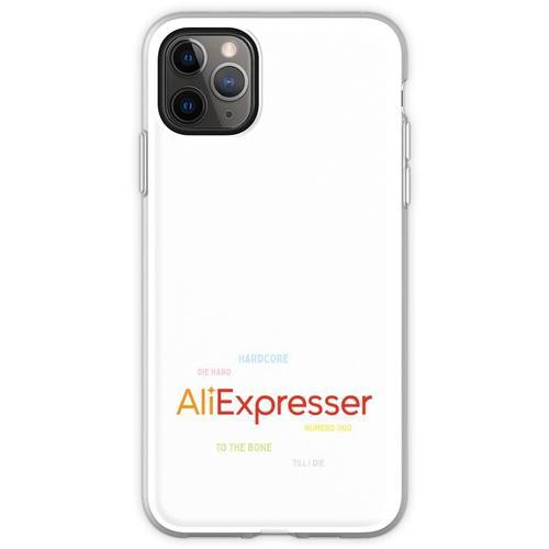 AliExpress-Fan Flexible Hülle für iPhone 11 Pro Max