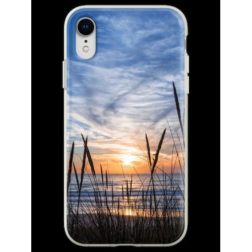 Strandhafer Flexible Hülle für iPhone XR