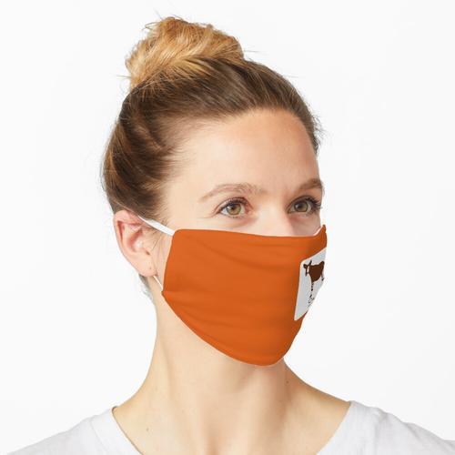 Okapi Aussprache Maske