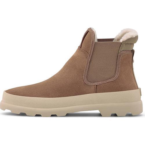 GANT, Chelsea-Boots Kaari in beige, Boots für Damen Gr. 37