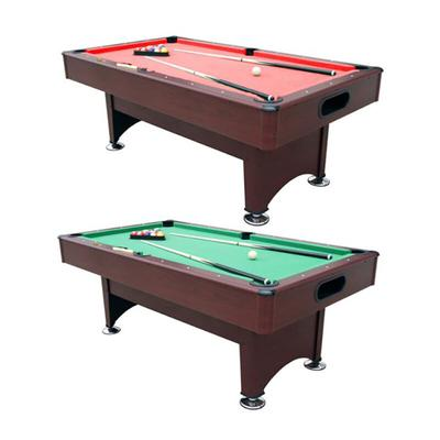 Crosby 7ft Pool Table with Ball ...