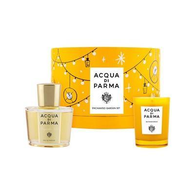 Acqua di Parma Damendüfte Magnolia Nobile Geschenkset Eau de Parfum Spray 50 ml - Candle 70 g 1 Stk.
