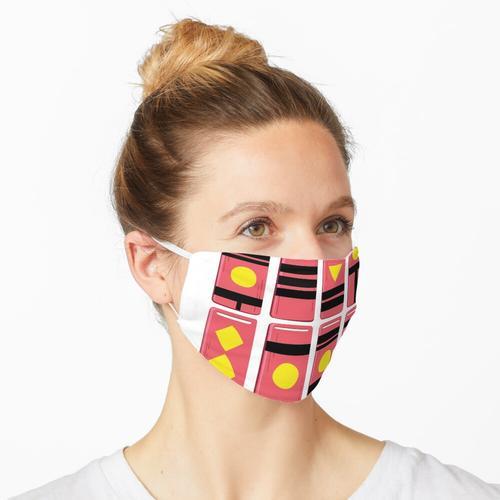 Badmarken Maske