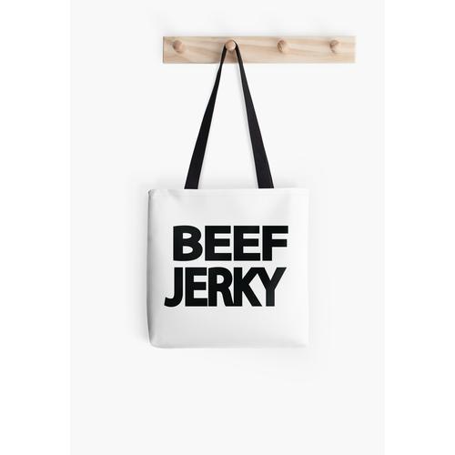 Trockenfleisch vom Rind Tasche