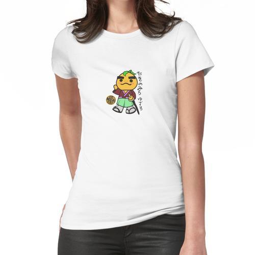 Takinomichi Yuzuru 滝 ノ 道 ゆ ず る Frauen T-Shirt