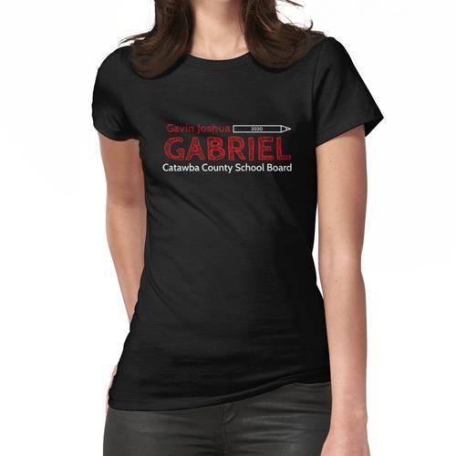 Wearables - Rot und Schwarz Frauen T-Shirt