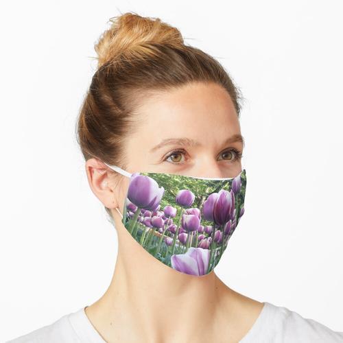 Keukenhof Tulpen Maske