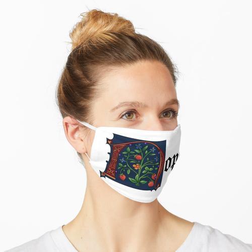 Beleuchtetes Nein Maske