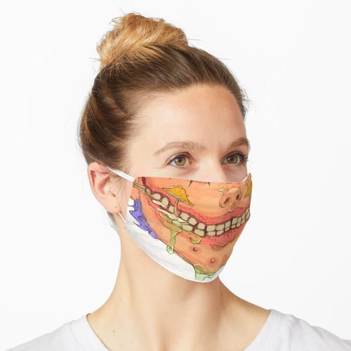 Zahnfleischentzündung Maske