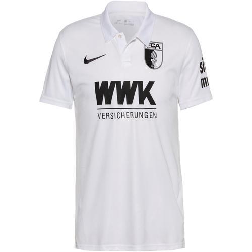 Nike FC Augsburg 20-21 Heim Trikot Herren in weiß, Größe L