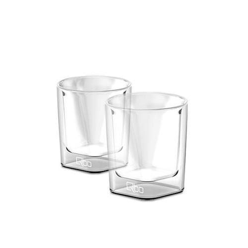Qbo Espresso Glas 2er Set